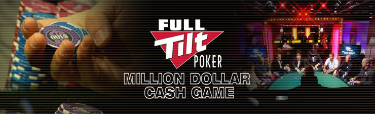 Full Tilt Poker - Million Dollar Cash Game - Season IV